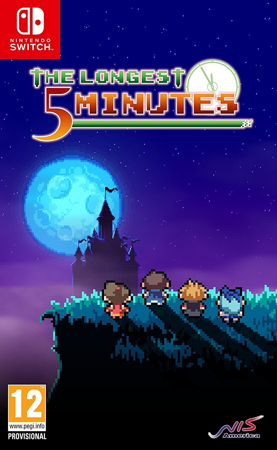 The Longest Five Minutes Nintendo Switch